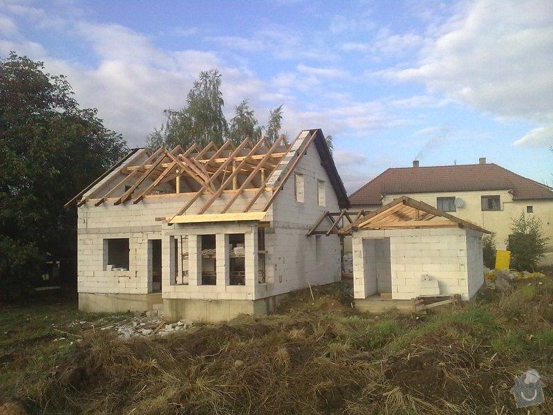 Zhotovení střechy: Obraz0103
