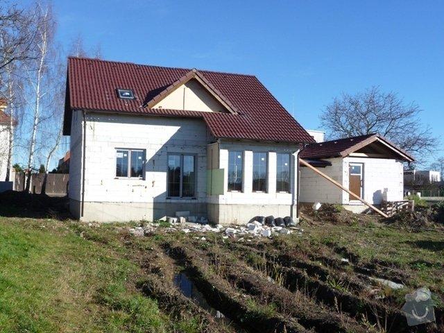 Zhotovení střechy: P1010618