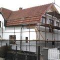 Zatepleni fasady pokladka zamkove dlazby rekonstrukce plotu a fotografie0627