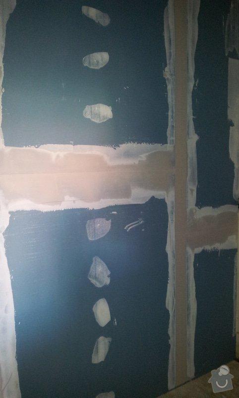 Odhlučnění stěny a podhledy s izolací: 20120529_090049