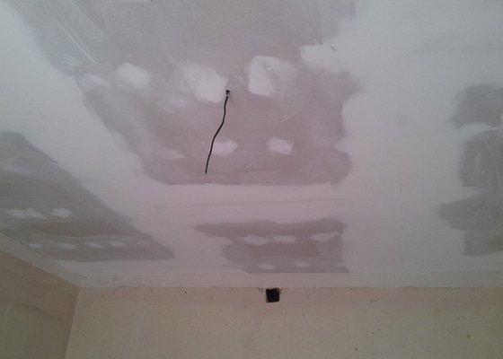 Odhlučnění stěny a podhledy s izolací