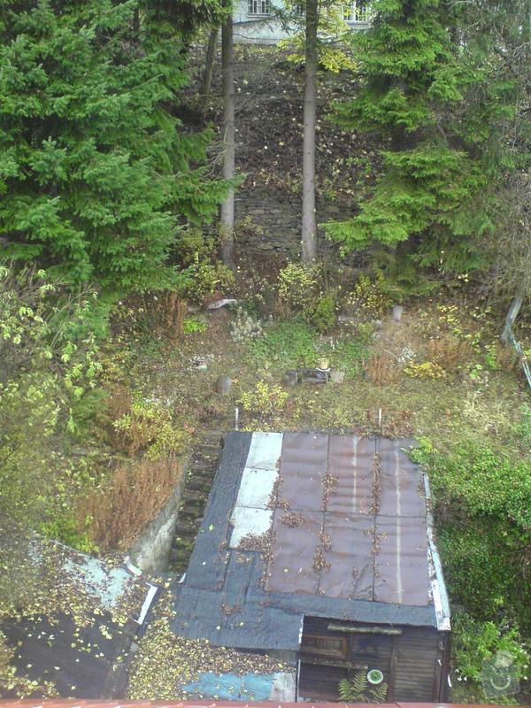 Kácení 6ti stromů mezi objekty: DSC00003