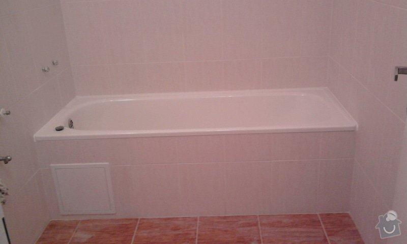 Rekostrukce koupelny a WC: Fotografie0598