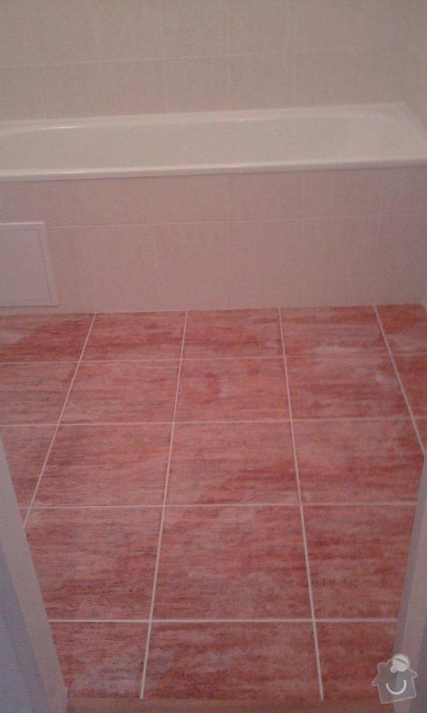 Rekostrukce koupelny a WC: Fotografie0599
