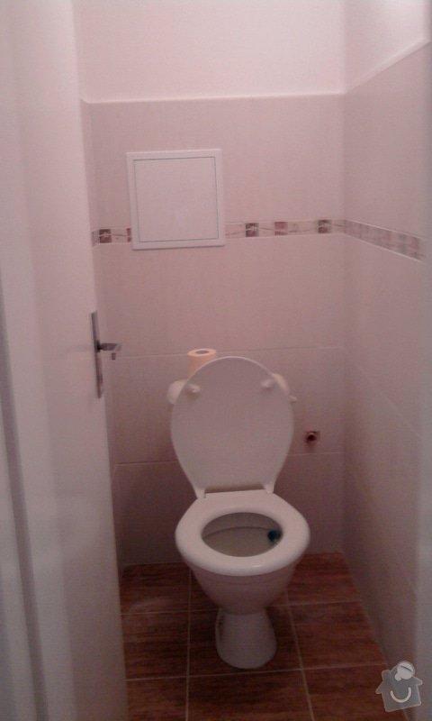 Rekostrukce koupelny a WC: Fotografie0601