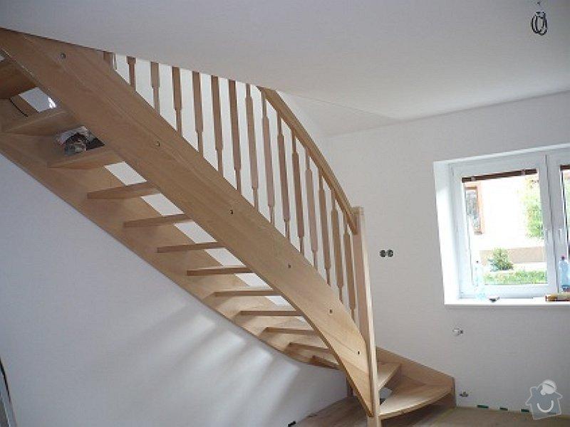 Samonosné schodiště : P1050033-009