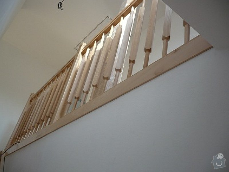 Samonosné schodiště : P1050039-010