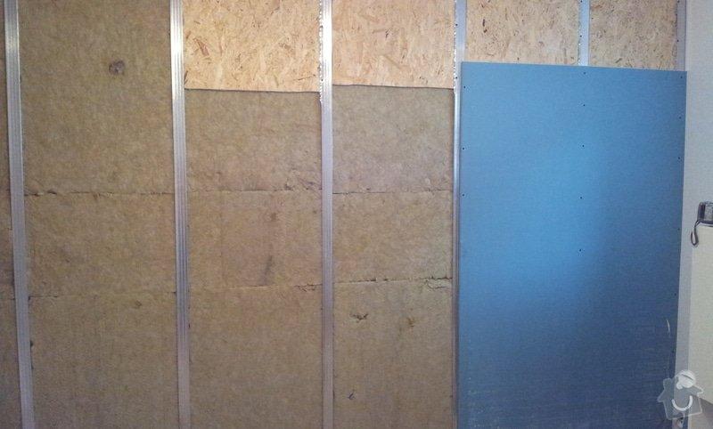 Odhlučnění stěny: 20120507_103855