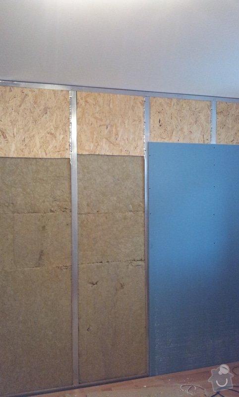 Odhlučnění stěny: 20120507_103901