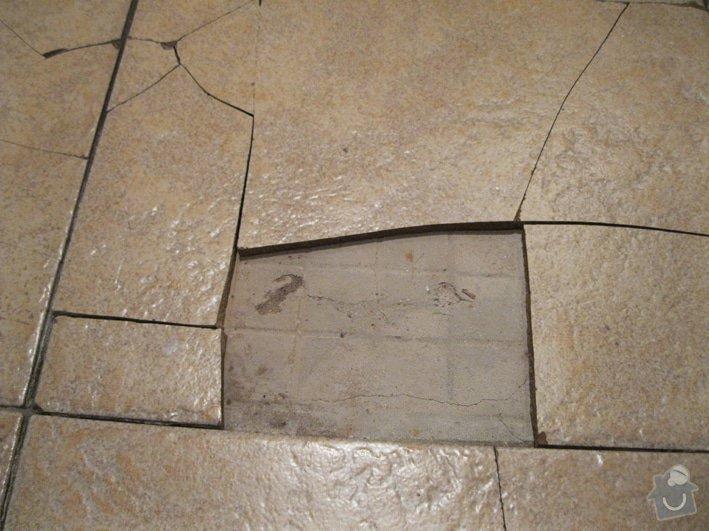 Podlahy: P3