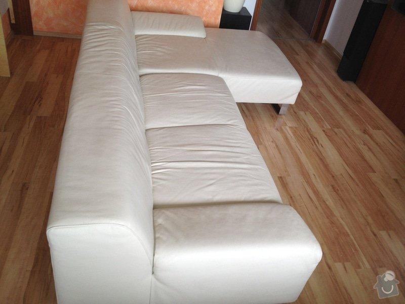 Čištění kožené sedačky a impregnace kožené sedačky: IMG_0907