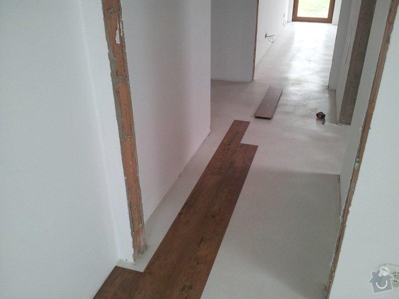 Stěrkování samonivelační stěrkou Thomsit AS1 a pokládka vinylové podlahy Expona Domestic: 2012-05-03_12.11.26