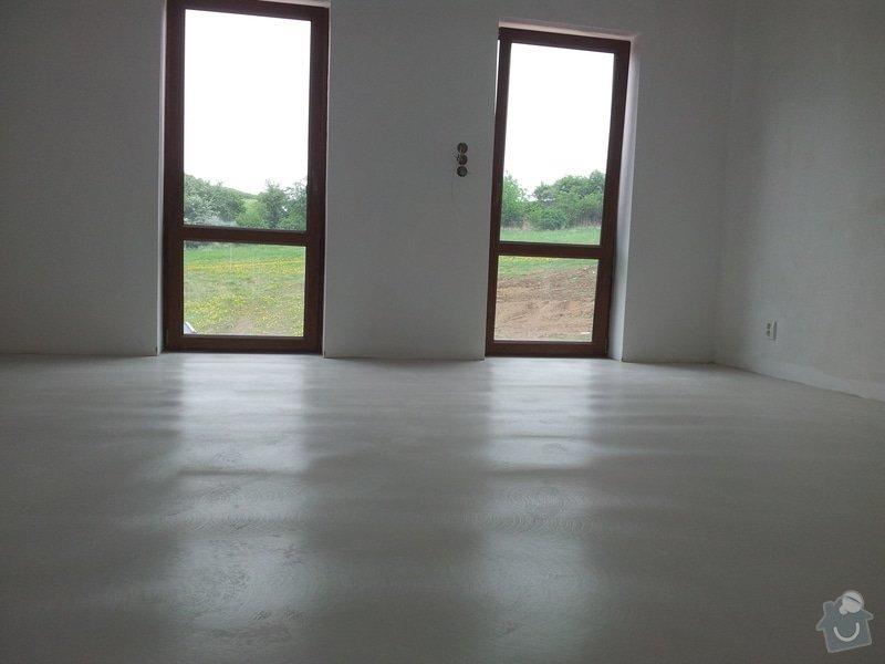 Stěrkování samonivelační stěrkou Thomsit AS1 a pokládka vinylové podlahy Expona Domestic: 2012-05-03_12.12.09