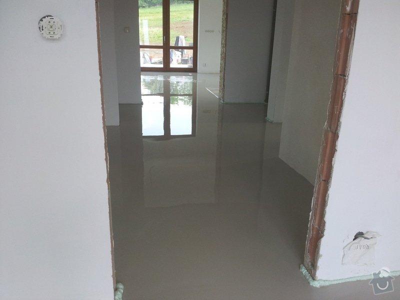 Stěrkování samonivelační stěrkou Thomsit AS1 a pokládka vinylové podlahy Expona Domestic: 2012-05-08_14.56.21