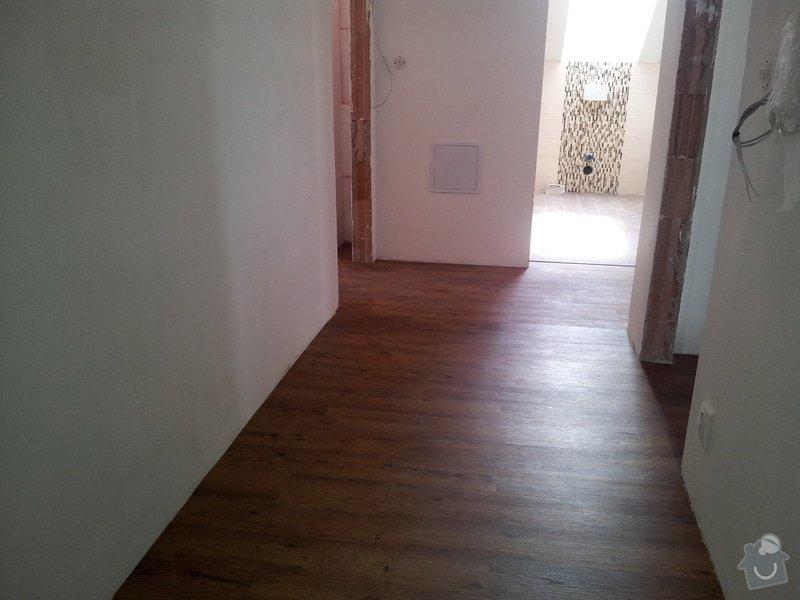 Stěrkování samonivelační stěrkou Thomsit AS1 a pokládka vinylové podlahy Expona Domestic: 2012-05-12_14.55.53