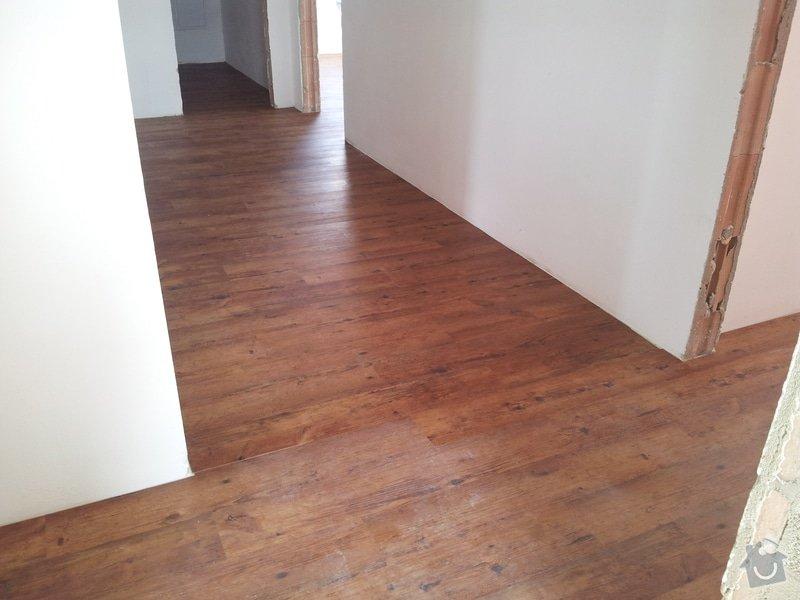 Stěrkování samonivelační stěrkou Thomsit AS1 a pokládka vinylové podlahy Expona Domestic: 2012-05-12_14.56.12