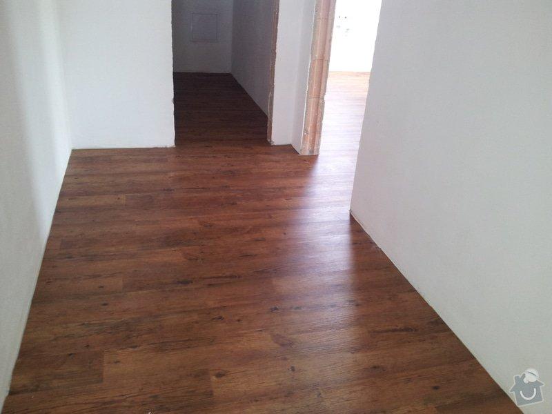 Stěrkování samonivelační stěrkou Thomsit AS1 a pokládka vinylové podlahy Expona Domestic: 2012-05-12_14.56.19