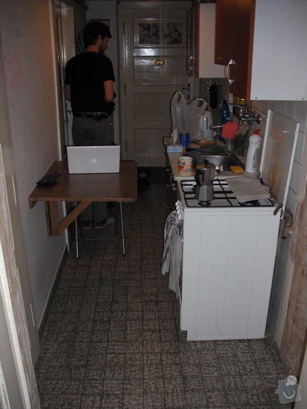 Částečná rekonstrukce koupelny a kuchyně: DSCF4608
