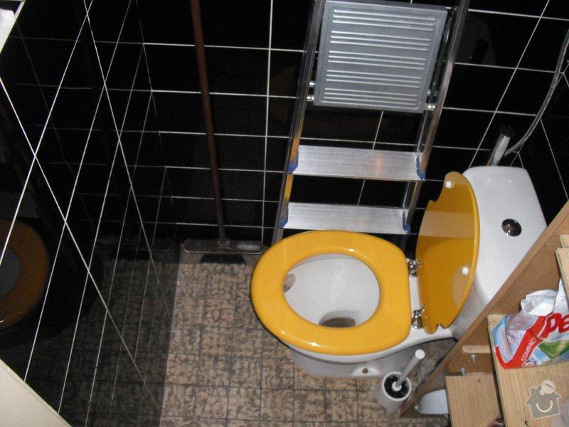 Částečná rekonstrukce koupelny a kuchyně: DSCF4609