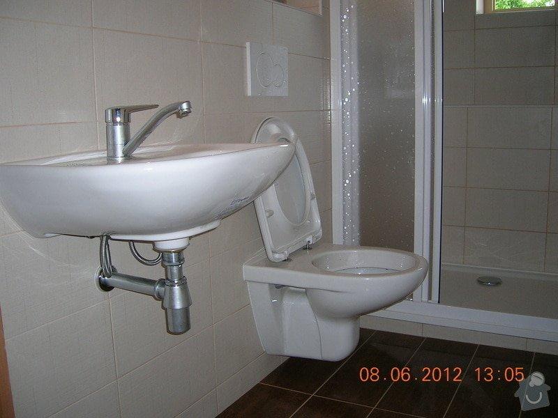 Rekonstrukce koupelny na chalupě: DSCN4413