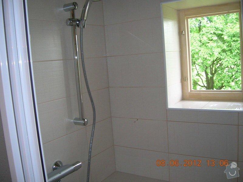 Rekonstrukce koupelny na chalupě: DSCN4415