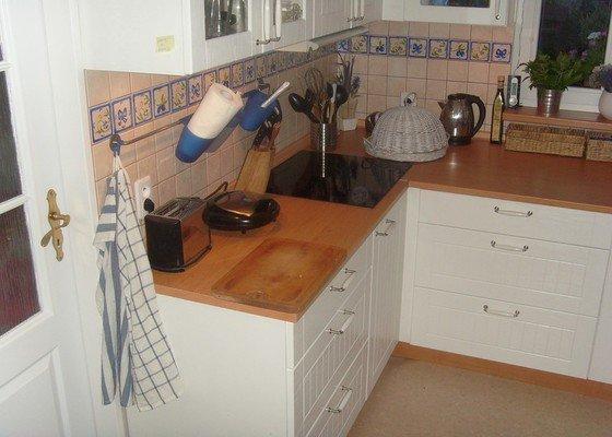 Pergola, kuchyň, schodiště