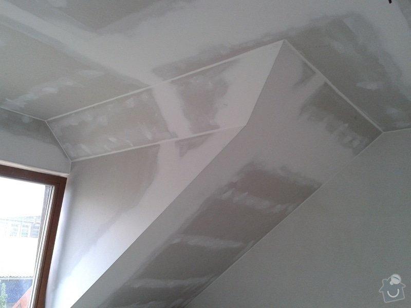 Montáž sádrokartonových podhledů a ohýbané příčky: 2012-05-31_13.21.26.