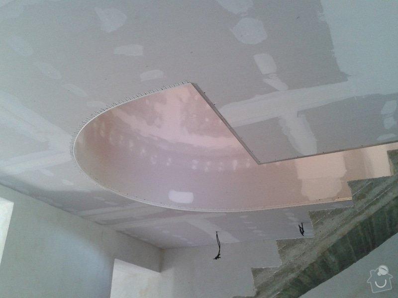 Montáž sádrokartonových podhledů a ohýbané příčky: 2012-05-30_09.19.17.