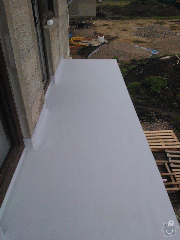 Izolace balkonu RD Kohoutovi: WP_000190