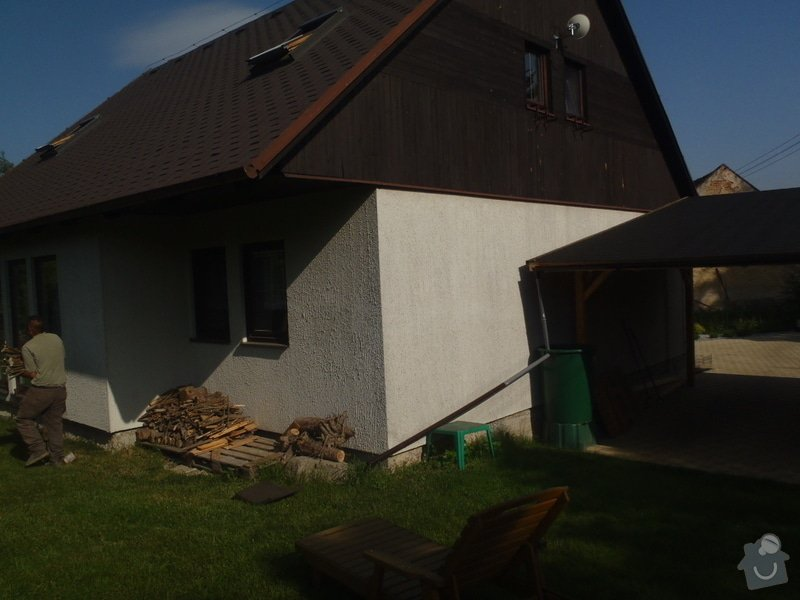 Fasáda RD Mnichovice: P5220829