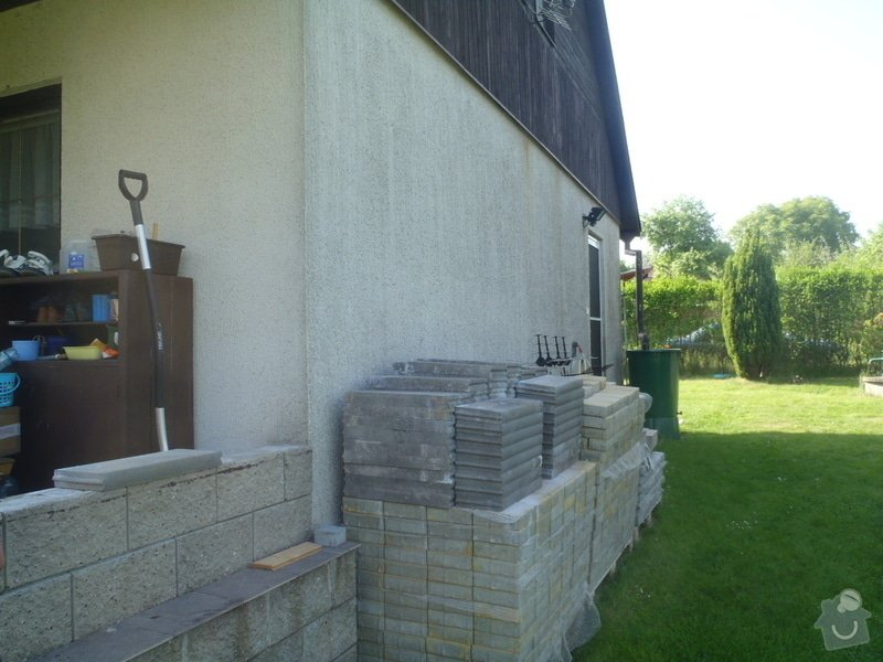 Fasáda RD Mnichovice: P5220834