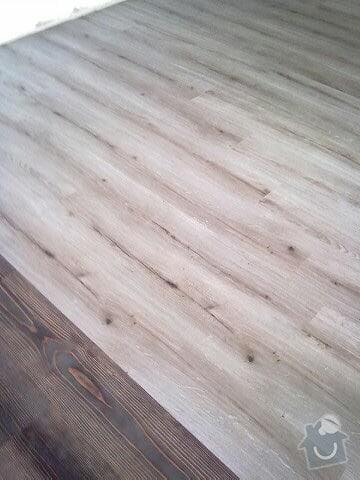 Pokládka vinylové podlahy: Rostoklaty_vinyl