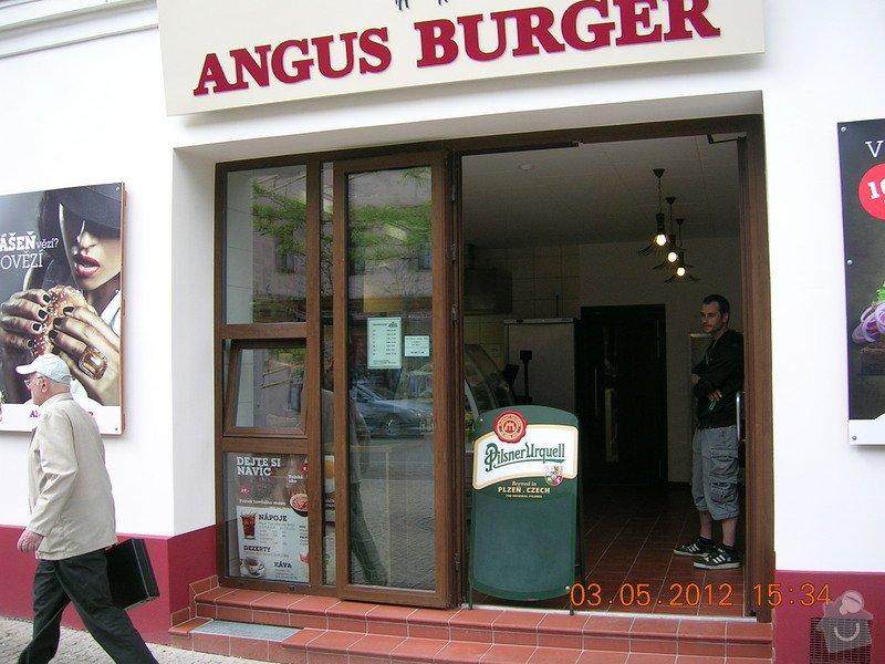 ANGUS BURGER: DSCN4393