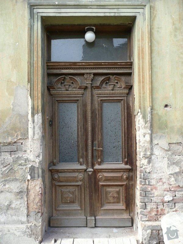 Restaurování dveří z roku 1905: restaurovani-dveri-z-roku-1905_Snimek_506