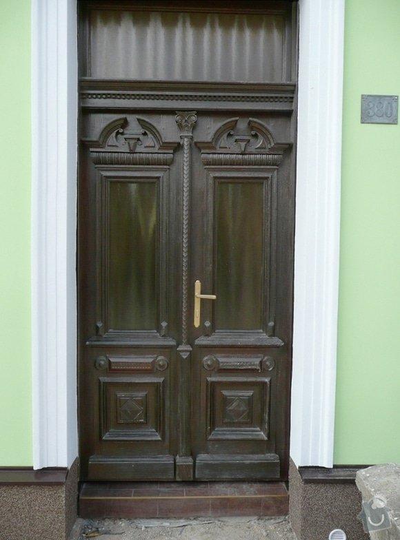 Restaurování dveří z roku 1905: restaurovani-dveri-z-roku-1905_Snimek_608b