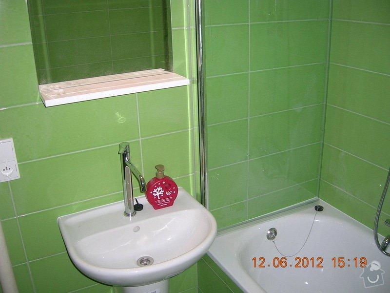 Obložení koupelny a WC: DSCN4417
