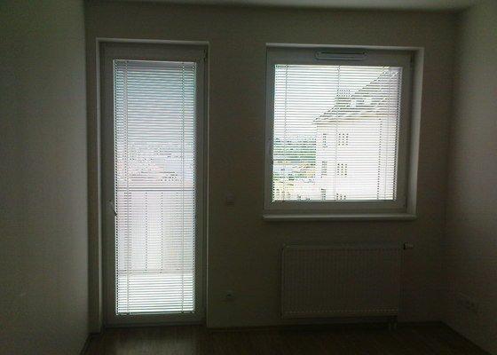 Horizontálních žaluzie do platových oken
