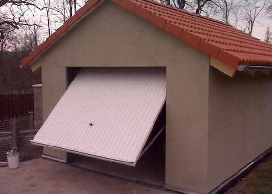 Komplet garáž