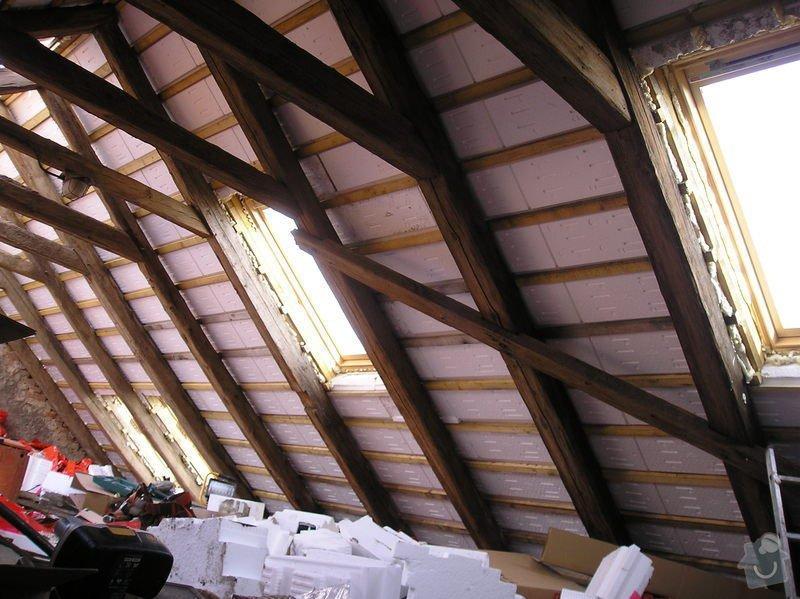Rekonstrukce střechy sýpky: Snimek_130