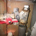 Oprava prosakujici vody z topeni img 20120616 110612