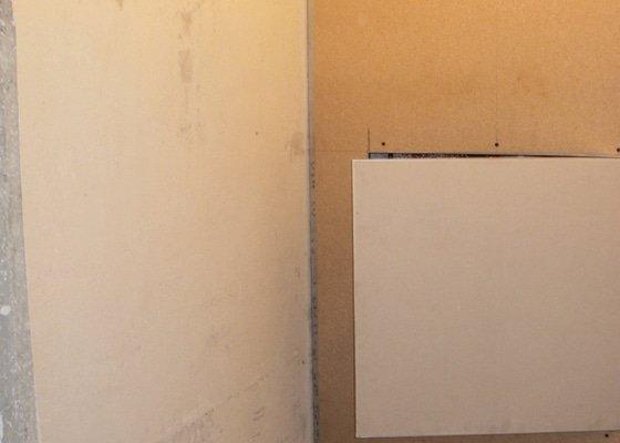 Rekonstrukce bytového jádra (panel)