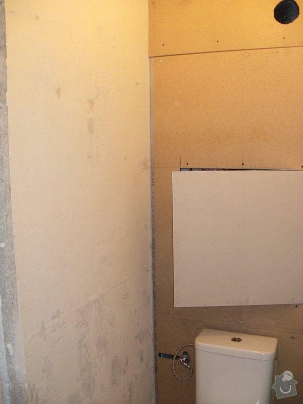 Rekonstrukce bytového jádra (panel): 1