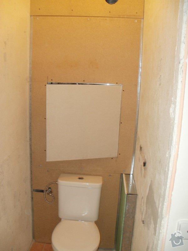 Rekonstrukce bytového jádra (panel): 2
