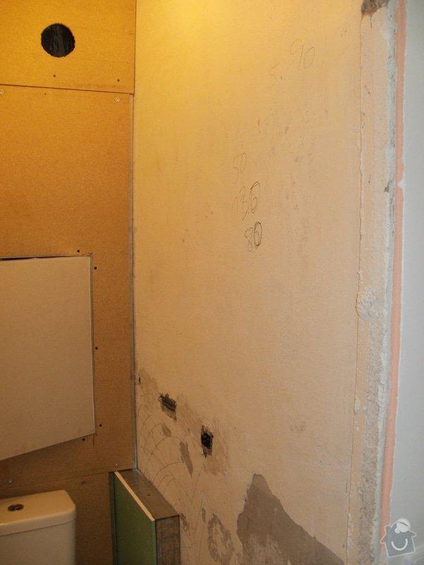 Rekonstrukce bytového jádra (panel): 3
