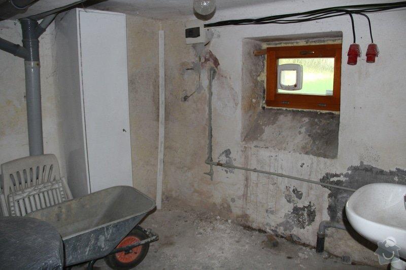 Obklad venkovního schoditě 2 m2 a vnitřní omítky sklepních prostor: IMG_5774_kopie