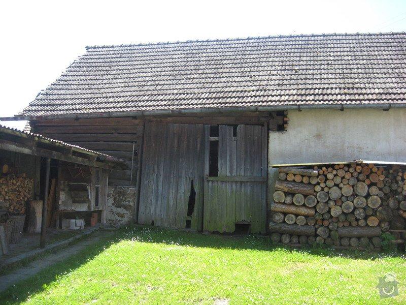 Oprava stodoly: IMG_0708