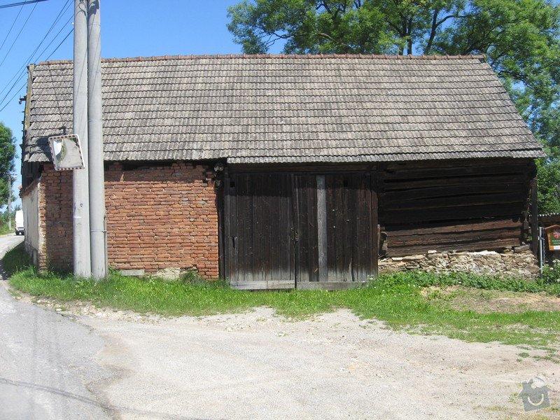 Oprava stodoly: IMG_0710