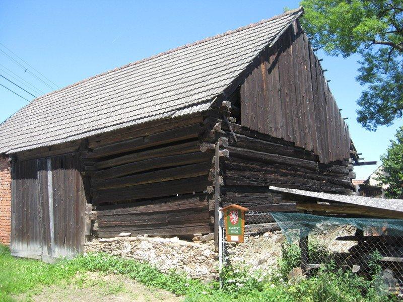 Oprava stodoly: IMG_0711