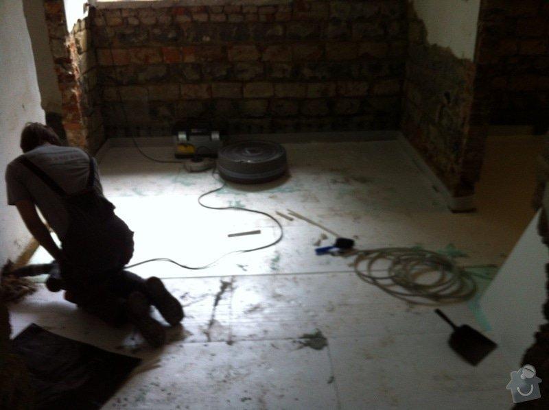 Topenářské a instalaterské práce: image