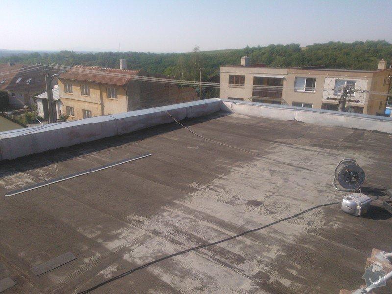 Izolace střechy folii PVC Sikaplan 15G RD Fatrdlová: WP_000199